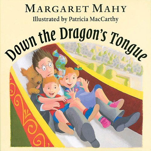 Margaret Mahy Down The Dragon's Tongue