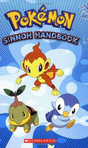 Tracy West Sinnoh Handbook