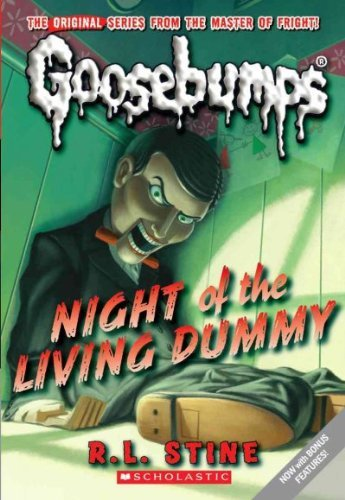 R. L. Stine Night Of The Living Dummy