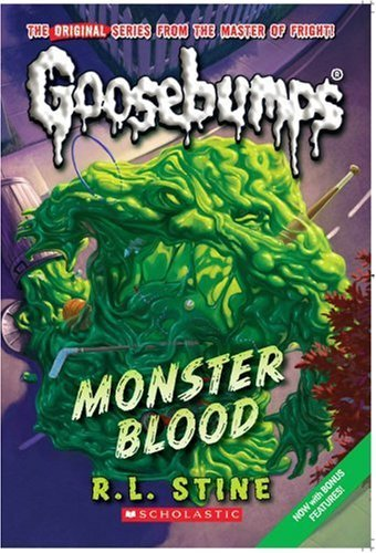 R. L. Stine Monster Blood
