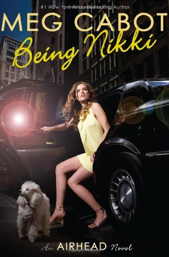 Meg Cabot Being Nikki