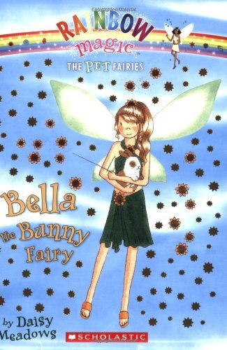 Daisy Meadows Bella The Bunny Fairy