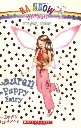 Daisy Meadows Lauren The Puppy Fairy