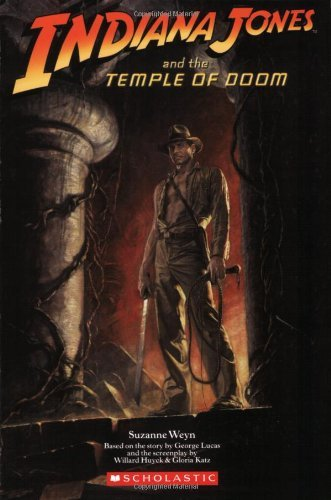 Suzanne Weyn Indiana Jones And The Temple Of Doom