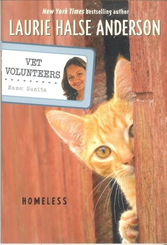 Laurie Halse Anderson Vet Volunteers Homeless