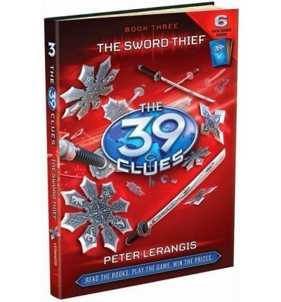 39 Clues The Sword Thief Sword Thief