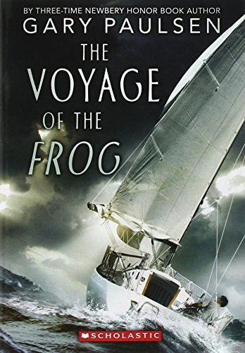Gary Paulsen The Voyage Of The Frog