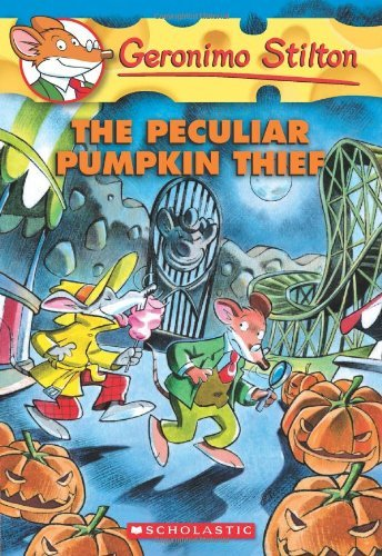 Geronimo Stilton The Peculiar Pumpkin Thief
