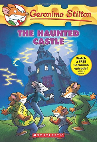 Geronimo Stilton Geronimo Stilton #46 The Haunted Castle