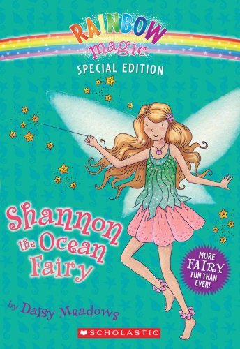 Daisy Meadows Shannon The Ocean Fairy