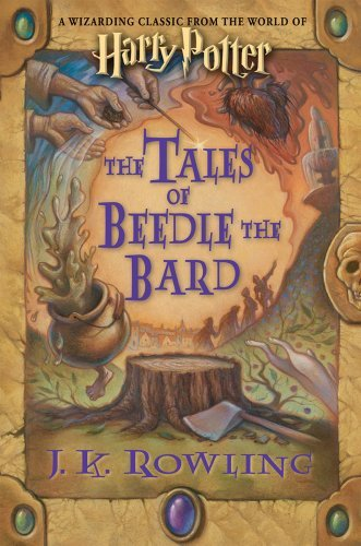 J. K. Rowling The Tales Of Beedle The Bard