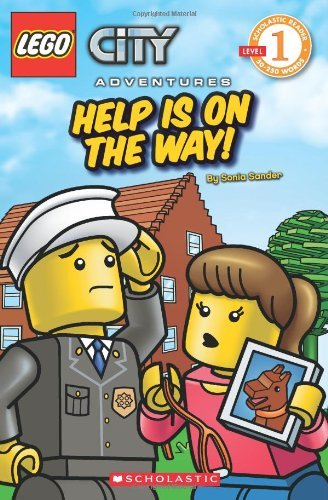 Sonia Sander Lego City Adventures Help Is On The Way!