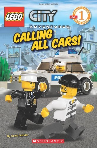 Sonia Sander Lego City Adventures Calling All Cars!