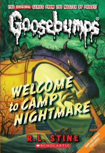 R. L. Stine Welcome To Camp Nightmare