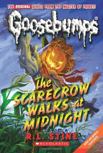 R. L. Stine Goosebumps The Scarecrow Walks At Midnight