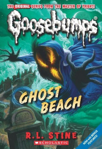 R. L. Stine Ghost Beach
