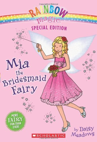 Daisy Meadows Mia The Bridesmaid Fairy