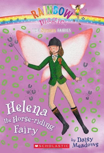 Daisy Meadows Helena The Horse Riding Fairy