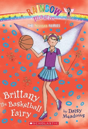 Daisy Meadows Brittany The Basketball Fairy