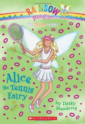 Daisy Meadows Alice The Tennis Fairy