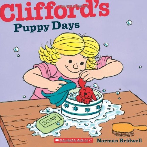 Norman Bridwell Clifford's Puppy Days