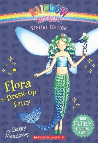 Daisy Meadows Flora The Dress Up Fairy