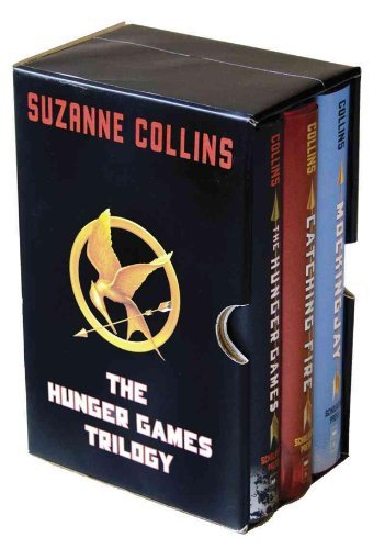 Suzanne Collins The Hunger Games Trilogy Boxset