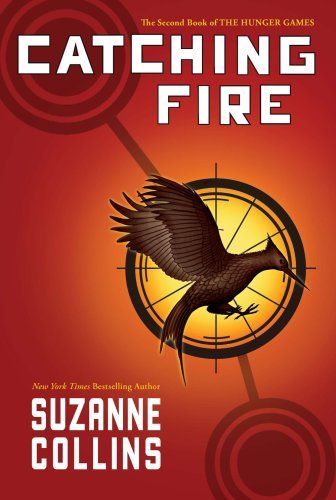 Suzanne Collins Catching Fire Library