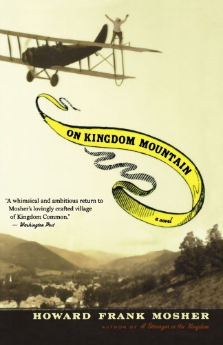 Howard Frank Mosher On Kingdom Mountain