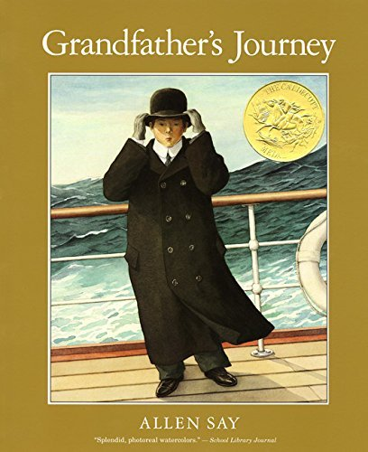 Allen Say Grandfather's Journey