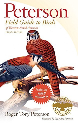 Roger Tory Peterson Peterson Field Guide To Birds Of Western North Ame 0004 Edition;revised