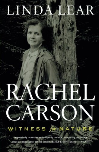Linda Lear Rachel Carson Witness For Nature