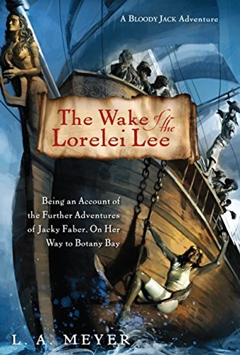 Louis A. Meyer The Wake Of The Lorelei Lee Being An Account Of The Further Adventures Of Jac