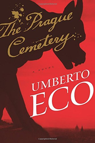 Umberto Eco The Prague Cemetery