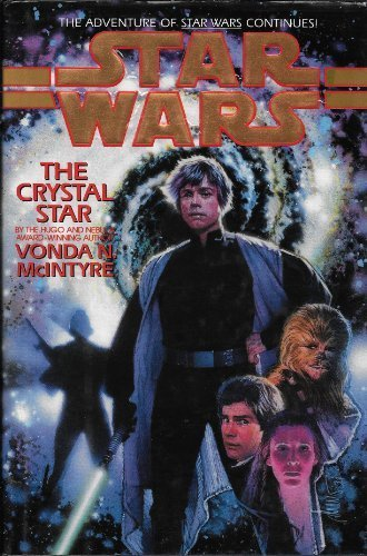 Vonda Mcintyre Star Wars The Crystal Star