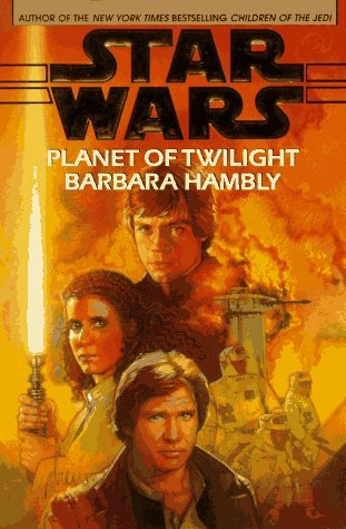 Barbara Hambly Planet Of Twilight Star Wars