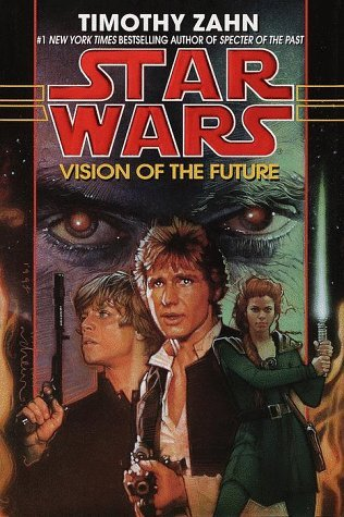 Timothy Zahn Vision Of The Future Star Wars The New Jedi Order Book 1