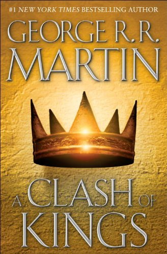 Martin George R. R. A Clash Of Kings