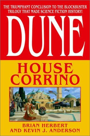 Brian Herbert House Corrino Dune House Trilogy Book 3