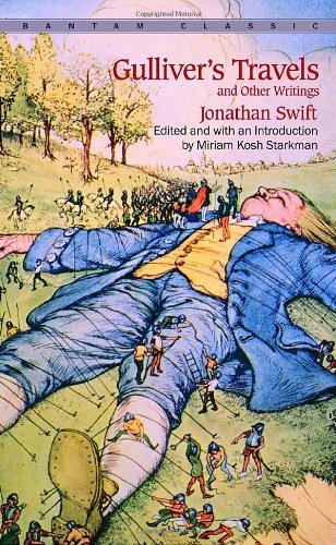 Jonathan Swift Gulliver's Travels And Other Writings