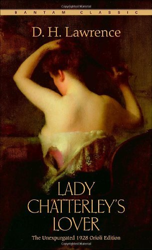 D. H. Lawrence Lady Chatterley's Lover 1928 Edition;
