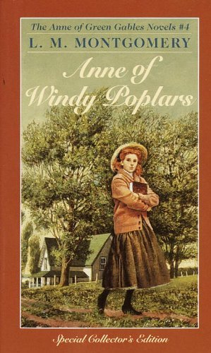 L. M. Montgomery Anne Of Windy Poplars