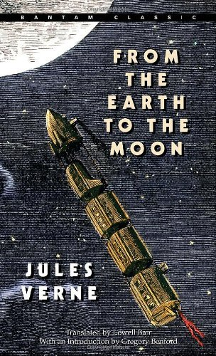 Jules Verne From The Earth To The Moon