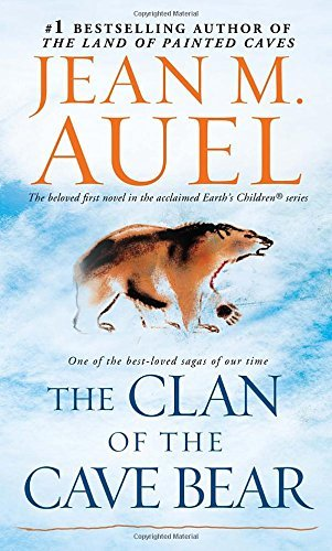 Jean M. Auel Clan Of The Cave Bear The