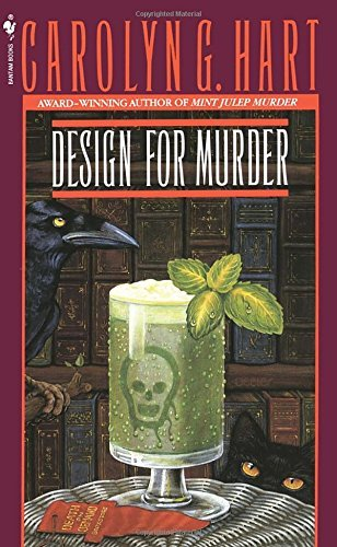 Carolyn Hart Design For Murder
