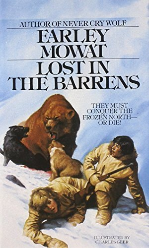 Farley Mowat Lost In The Barrens