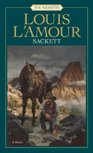 Louis L'amour Sackett The Sacketts Large Print