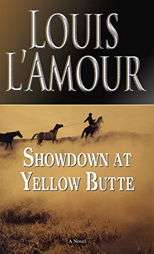 Louis L'amour Showdown At Yellow Butte
