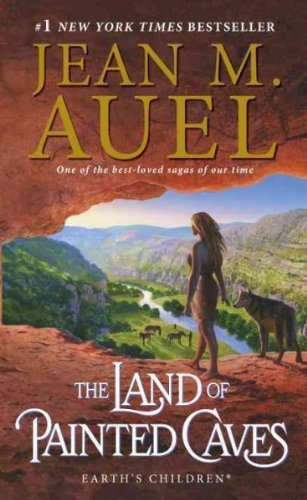 Jean M. Auel The Land Of Painted Caves Earth's Children Book Six