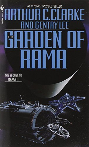 Arthur C. Clarke The Garden Of Rama